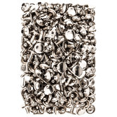 Nickel Rivets - 3/8""